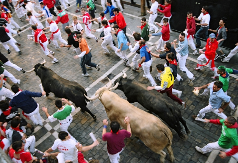 "Tour ""All of the festival of San Fermin"" (11 days, 10 nights)"