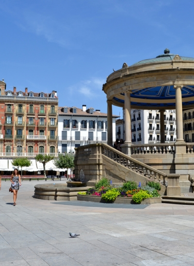 Excursion in Pamplona