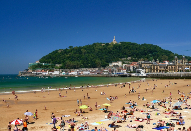 "Tour ""Biarritz and San Sebastian"" (8 days, 7 nights)"