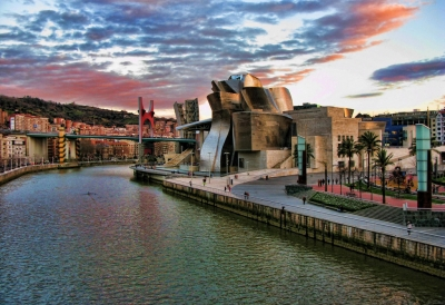 Excursion in Bilbao