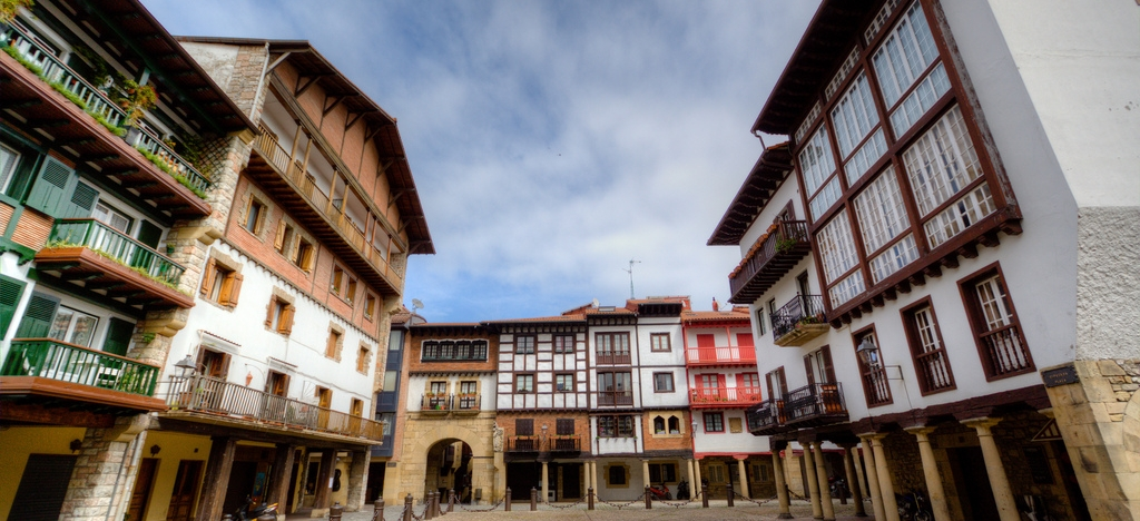 Excursion in Hondarribia