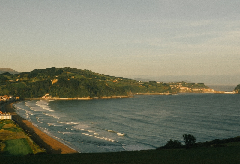 Excursion in Zarautz