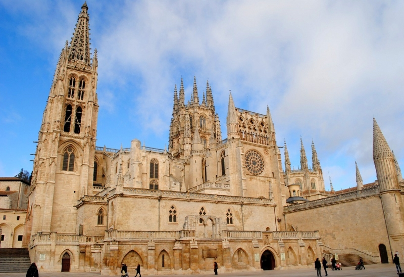 Excursion in Burgos