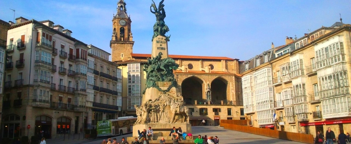 Excursion in Vitoria-Gasteiz