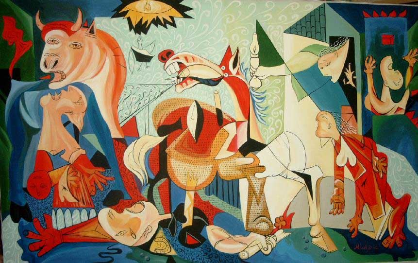 15 Fascinating Facts About Picassos Guernica  Mental Floss
